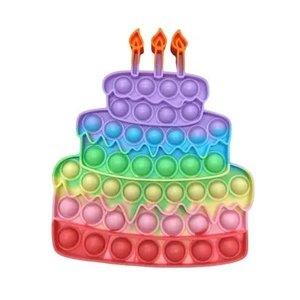 Confetti & Friends Birthday Cake Crazy Snaps