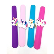 Confetti & Friends Unicorn Slap Bracelet