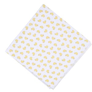 Magnolia Baby Tiny Duckling Printed Swaddle Blanket