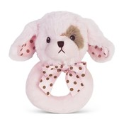 Bearington Collection Lil' Wiggles Puppy Rattle