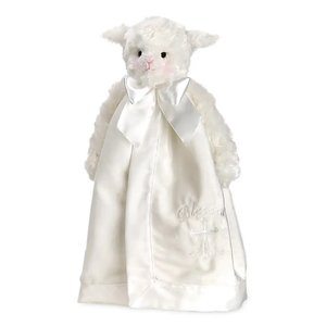Bearington Collection Blessings Lamb Snuggler