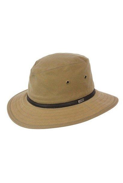 Portland Rain Hat, Tan