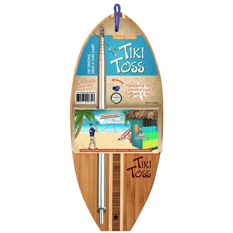 Tiki Toss Surf Deluxe Edition-1