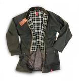 S.L. Revival Co. Wanchese Surf Fish Jacket, Men's, Wax Cotton