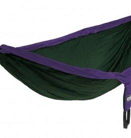 ENO DoubleNest Hammock, Purple/Green