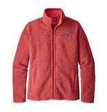Patagonia Patagonia Women's Better Sweater Jacket, Tomato