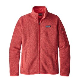Patagonia Patagonia Women's Better Sweater Jacket, Tomato