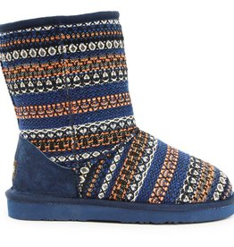 Lamo Women's Juarez Boot, Blue