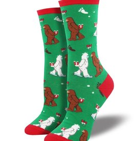 Socksmith W's Mythical Kissmas