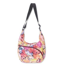 Kavu Singapore Satchel, Leaf Me Be