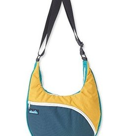 Kavu Singapore Satchel, Greenwood