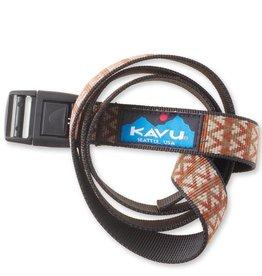 Kavu Burly Belt, Chevron Rust