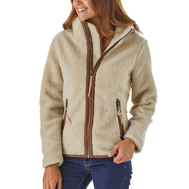 Patagonia Women's Divided Sky Jacket, Natural