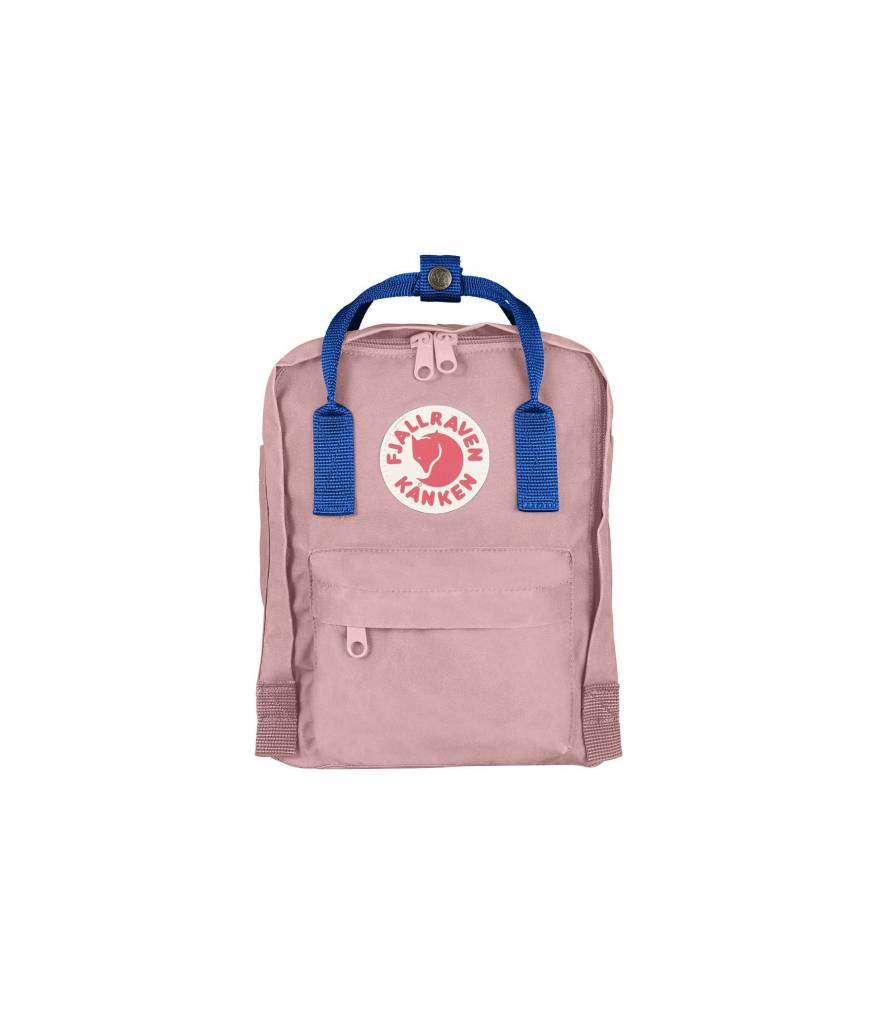 FjallRaven Kanken Mini, Pink-Air Blue