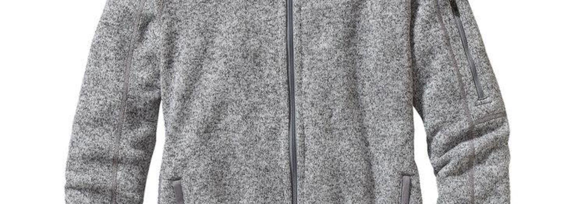Women's Better Sweater Jacket, Birch White