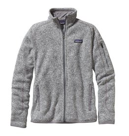 Patagonia Women's Better Sweater Jacket, Birch White