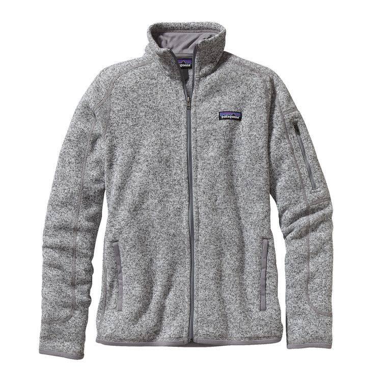 Women's Better Sweater Jacket, Birch White-1