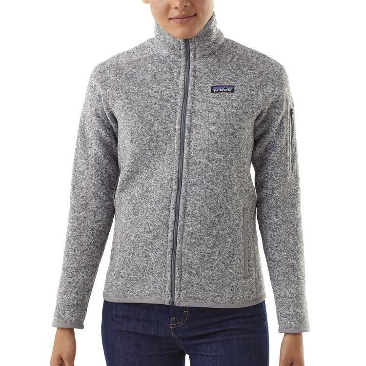 Women's Better Sweater Jacket, Birch White-2