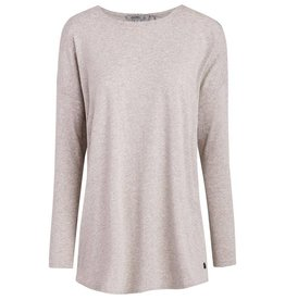Tasc Performance Balance Loose Fit Top,  Heather Crater