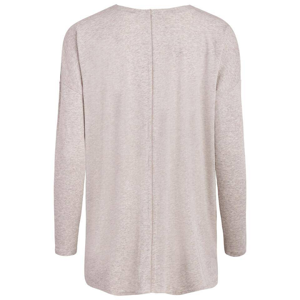 Balance Loose Fit Top,  Heather Crater