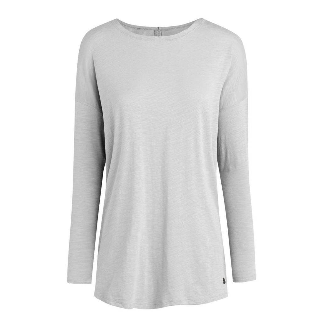 Balance Loose Fit Top, Monument