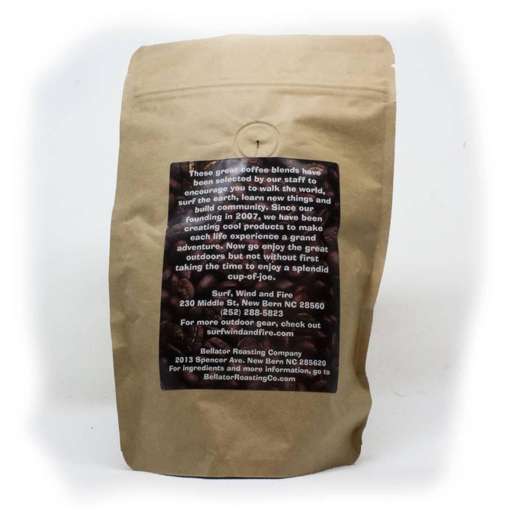 Blue Coconut Surf Blend Coffee, 4oz-4