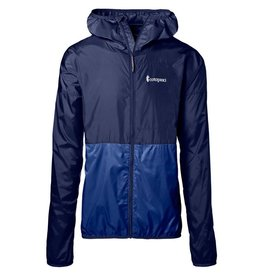 Cotopaxi Teca Full Zip Windbreaker, Unisex, Denim Dreams