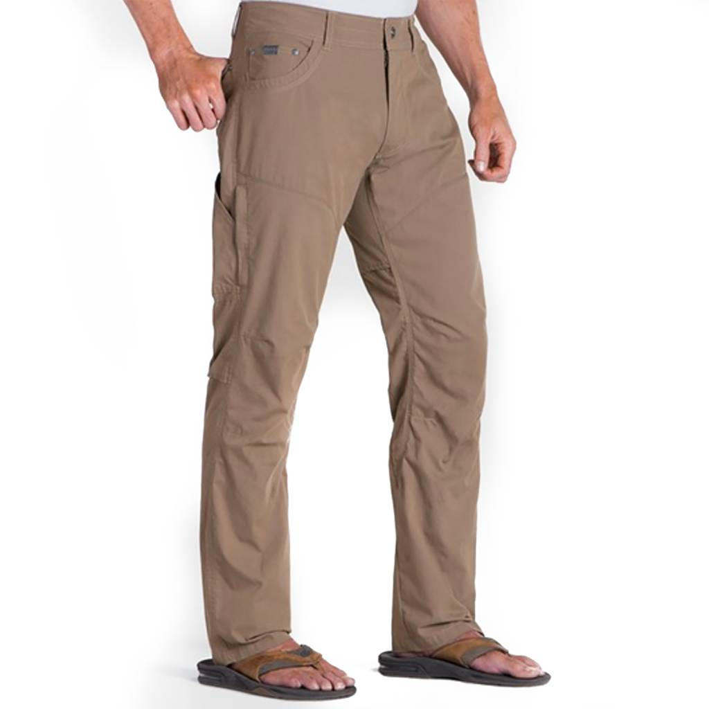 Kuhl Men's Konfidant Air Pant, Dark Khaki