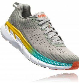 Hoka One One W's Clifton 5, Vapor Blue/Wrought Iron