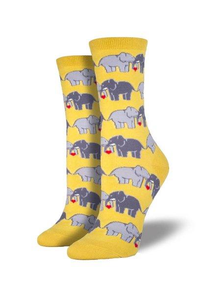 W's Elephant Love, Buttercup