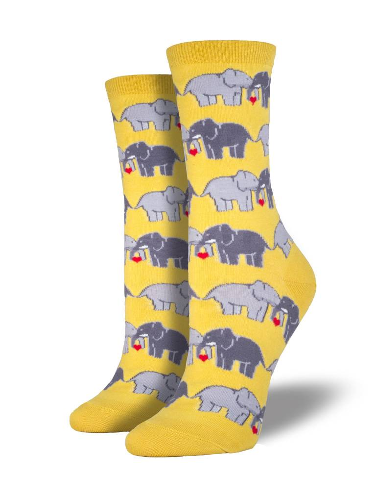 Socksmith W's Elephant Love, Buttercup