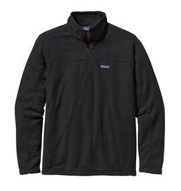 Patagonia Men's Micro D Pullover, Black