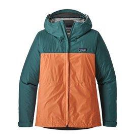 Patagonia Women's Torrentshell Jacket, Tasmanian Teal