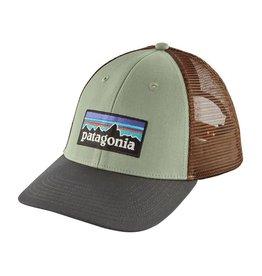 Patagonia P-6 Logo LoPro Trucker Hat, Celadon