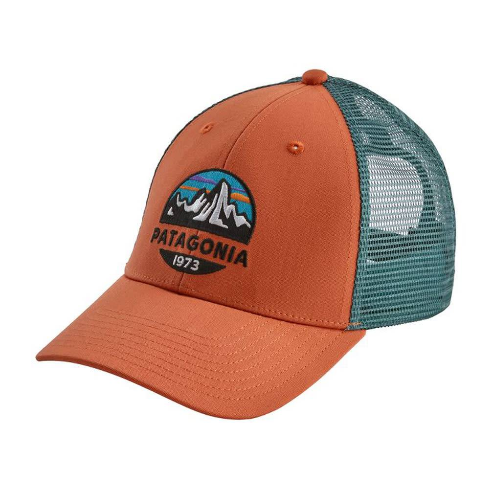 c8ee66fde Fitz Roy Scope LoPro Trucker Hat, Sunset Orange