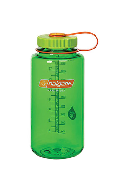 Nalgene Wide Mouth 1 qt. Melon Ball