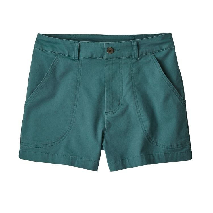 Patagonia Women's Stand Up Shorts, Tasmanian Teal