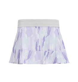 Tasc Performance Rhythm II Skirt, Violet Brushstrokes