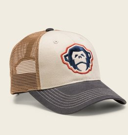 Howler Brothers El Mono Standard Hat, Off White/Navy