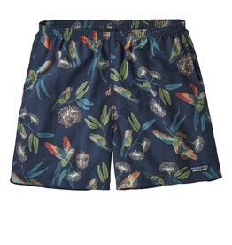Patagonia M's Baggies Shorts, Parrots: Stone Blue