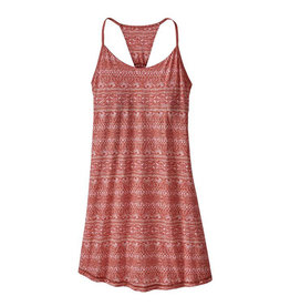 Patagonia W's Edisto Dress, Tradewinds Small: Reef Pink