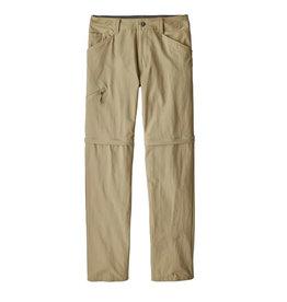 Patagonia M's Quandary Convertible Pants, El Cap Khaki