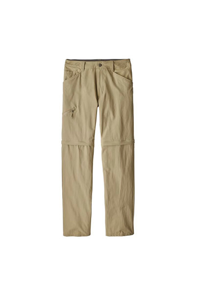 M's Quandary Convertible Pants, El Cap Khaki