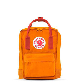 FjallRaven Kanken Mini, Burnt Orange-Deep Red