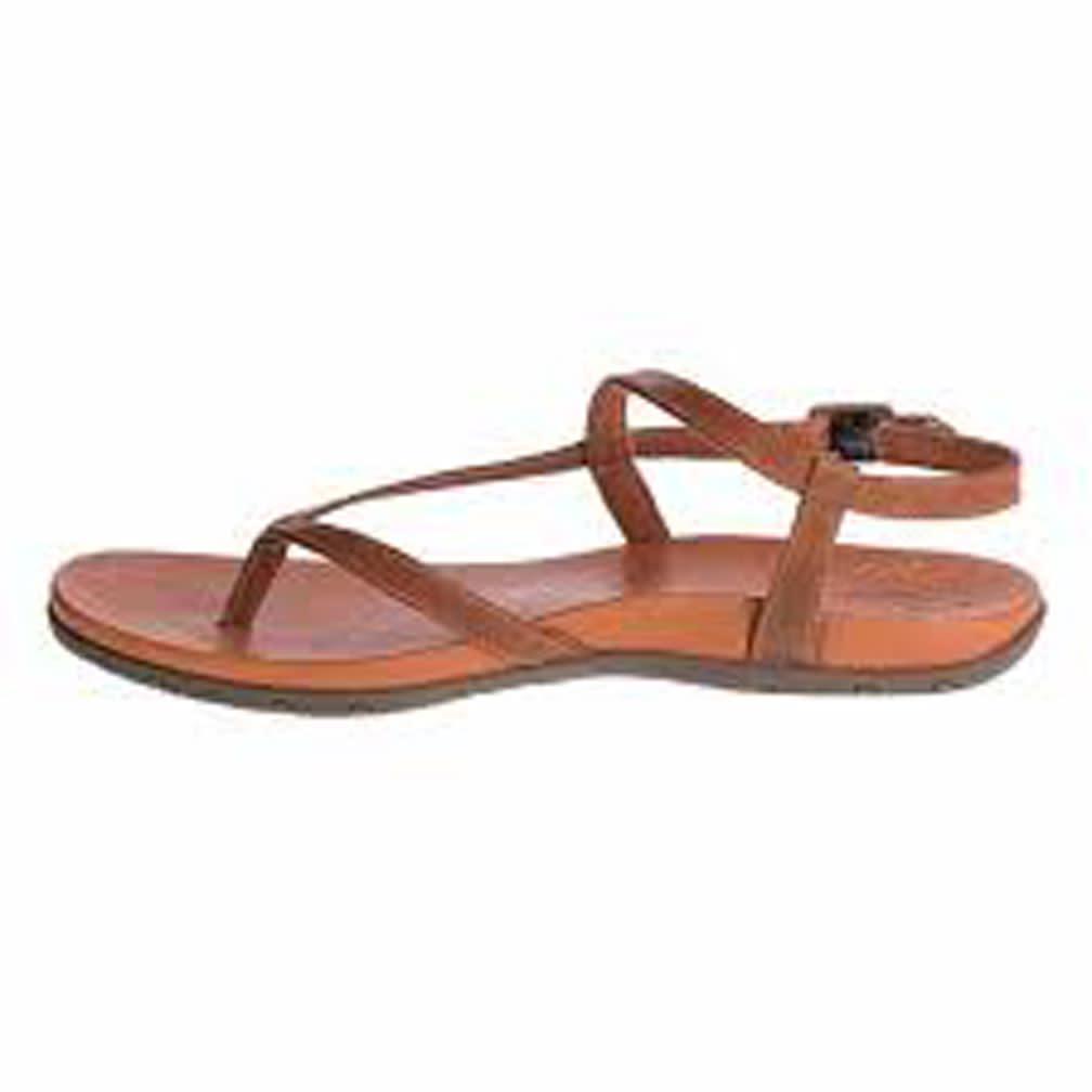 Chaco W's Rowan Sandal, Rust