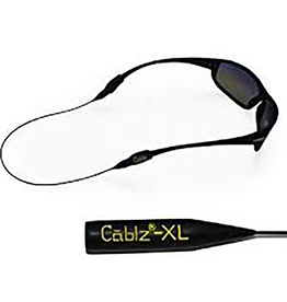 "Cablz Zipz 14"" Eyewear Retainer XL FOR LARGER FRAMES"