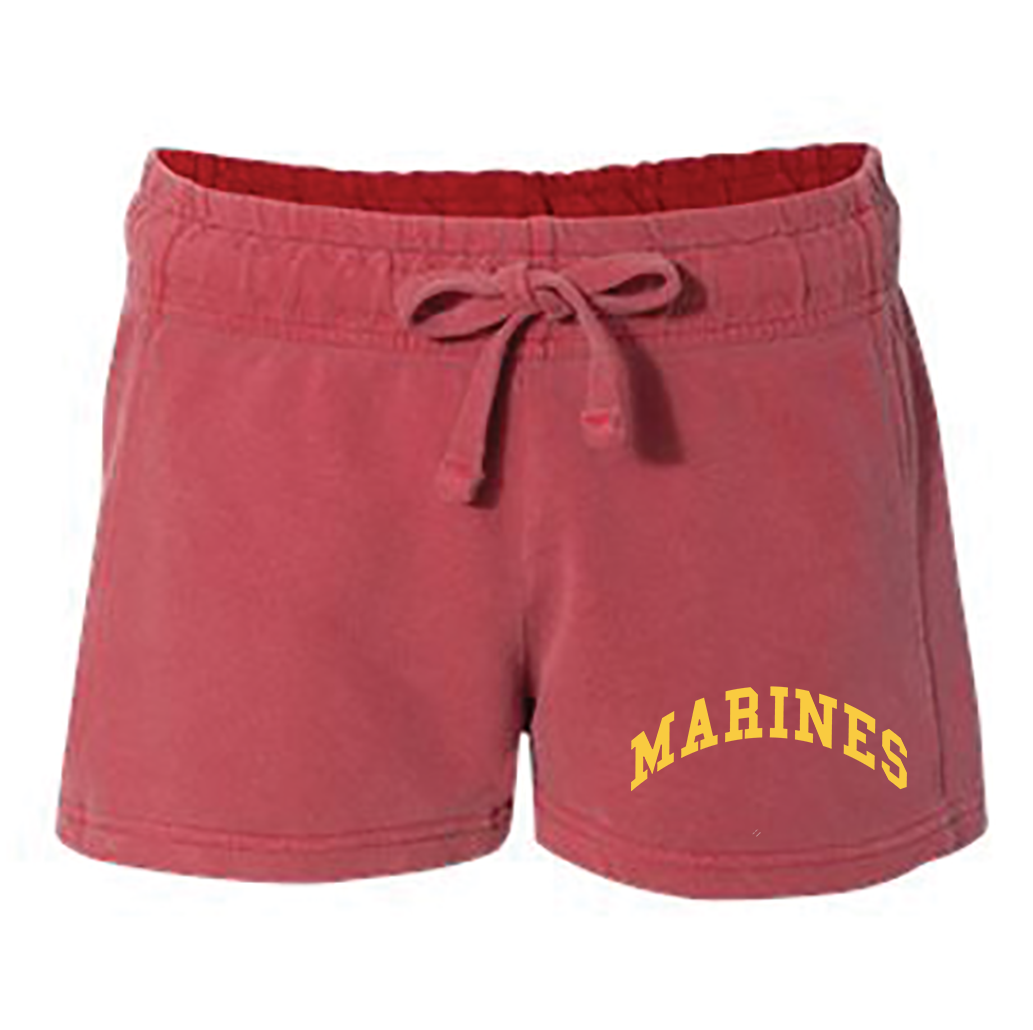 S.L. Revival Co. Marines Camp Short, Red