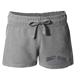 S.L. Revival Co. Coast Guard Camp Short, Gray