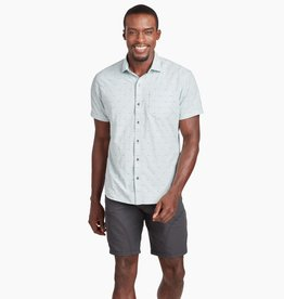 Kuhl M's Intrepid Short Sleeve Shirt, Summer Breeze