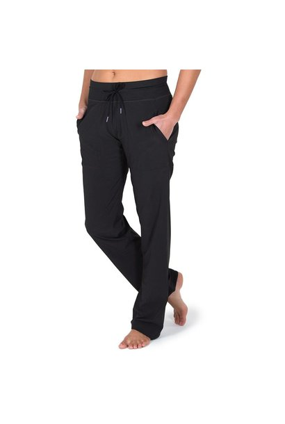 Women's Breeze Pants, Black
